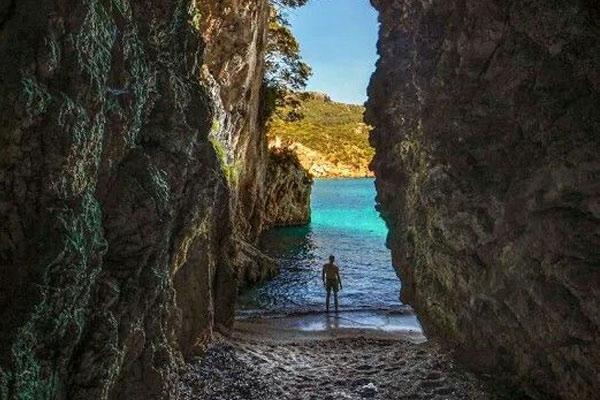 Liapades Corfu